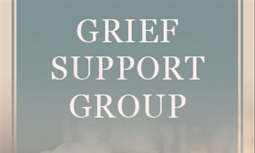 Bereavement Support Group - Tuesdays Starting April 13th