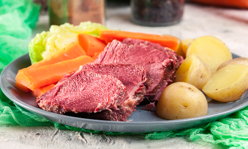 Knights of Columbus Our Lady of Fatima Council 4122 is sponsoring an Old-Fashioned Corned Beef Dinner with Curbside Pickup