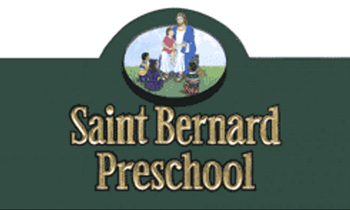 St. Bernard Preschool Registration