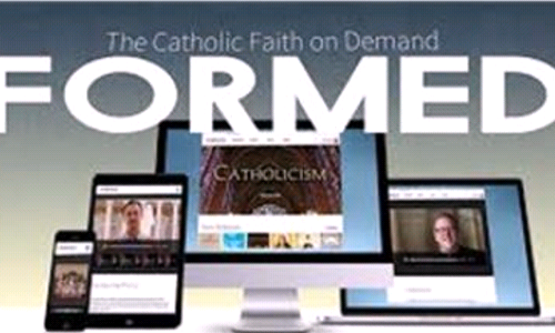 FORMED. The Catholic Faith. On Demand.