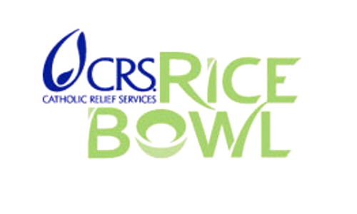 Catholic Relief Services (CRS) Rice Bowl Collection