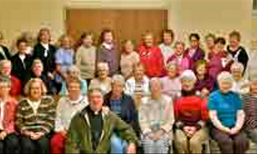 Women's Guild at St. Bernard